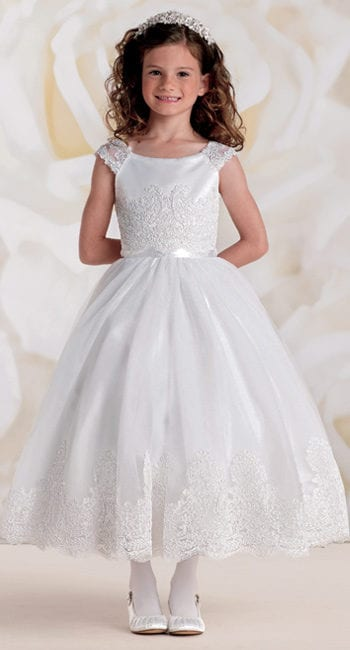 Joan Calabrese Communion Dress
