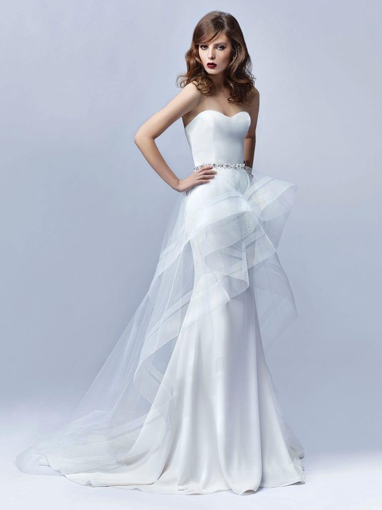 Blue by Enzoani Janessa Wedding Dress Front