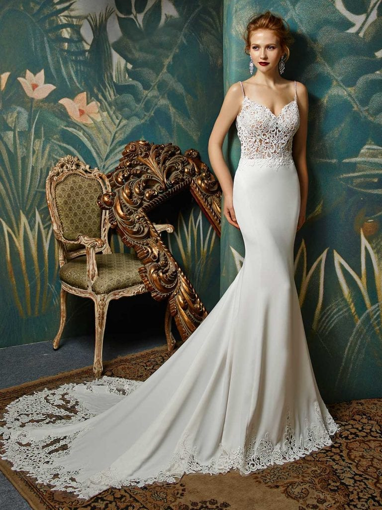 Blue by Enzoani Juri Wedding Dress