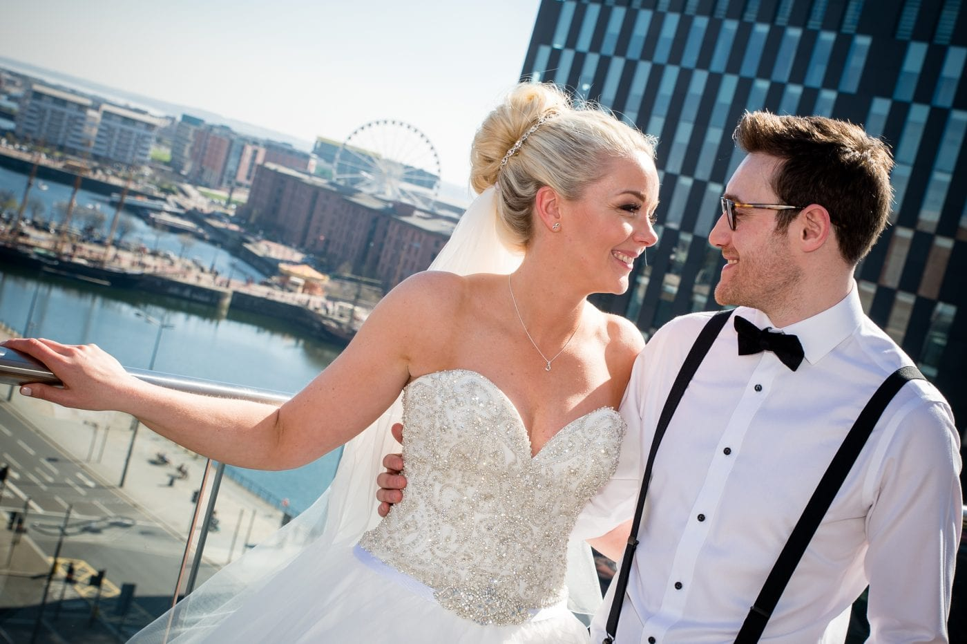 Sarah Mayne and Husband