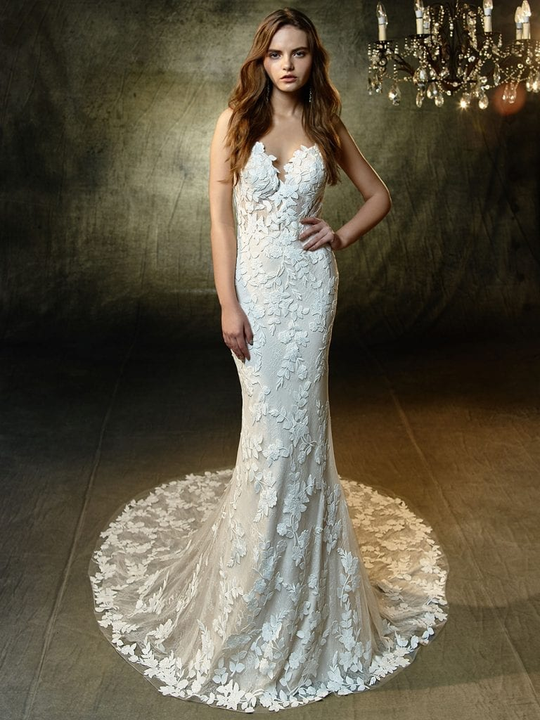Enzoani Lesley Wedding Dress Front