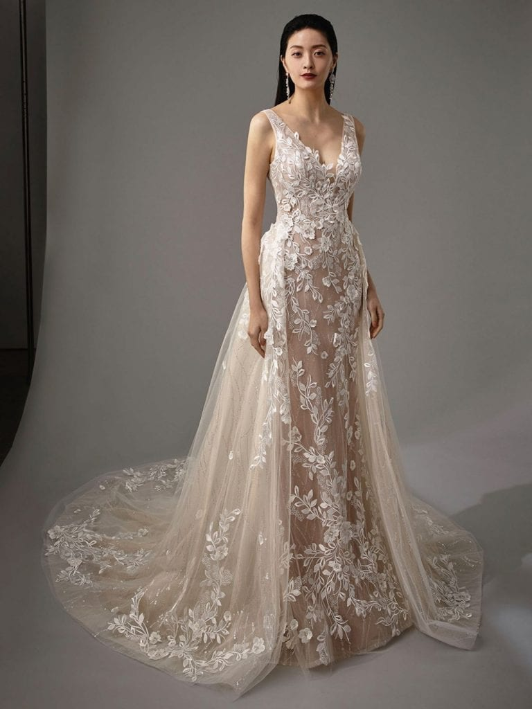 Enzoani Mai Wedding Dress Front