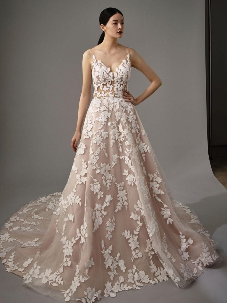 Enzoani Marie Wedding Dress Front