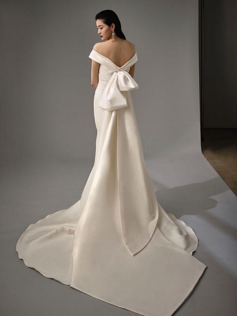 Enzoani Marla Wedding Dress Back