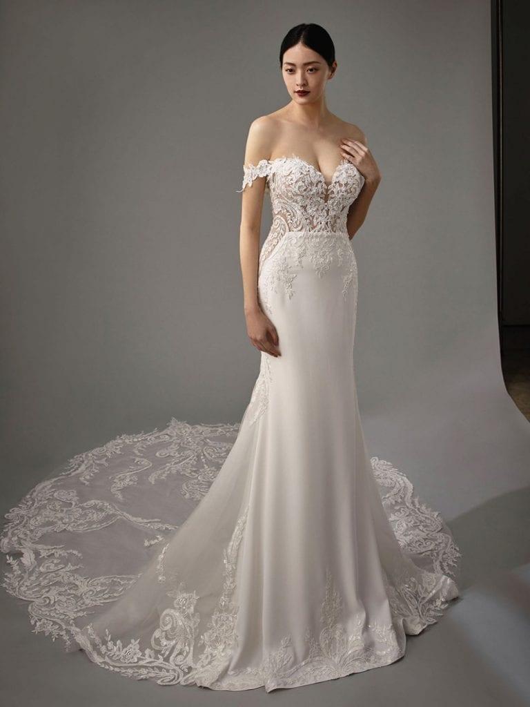 Enzoani Martha Wedding Dress Front