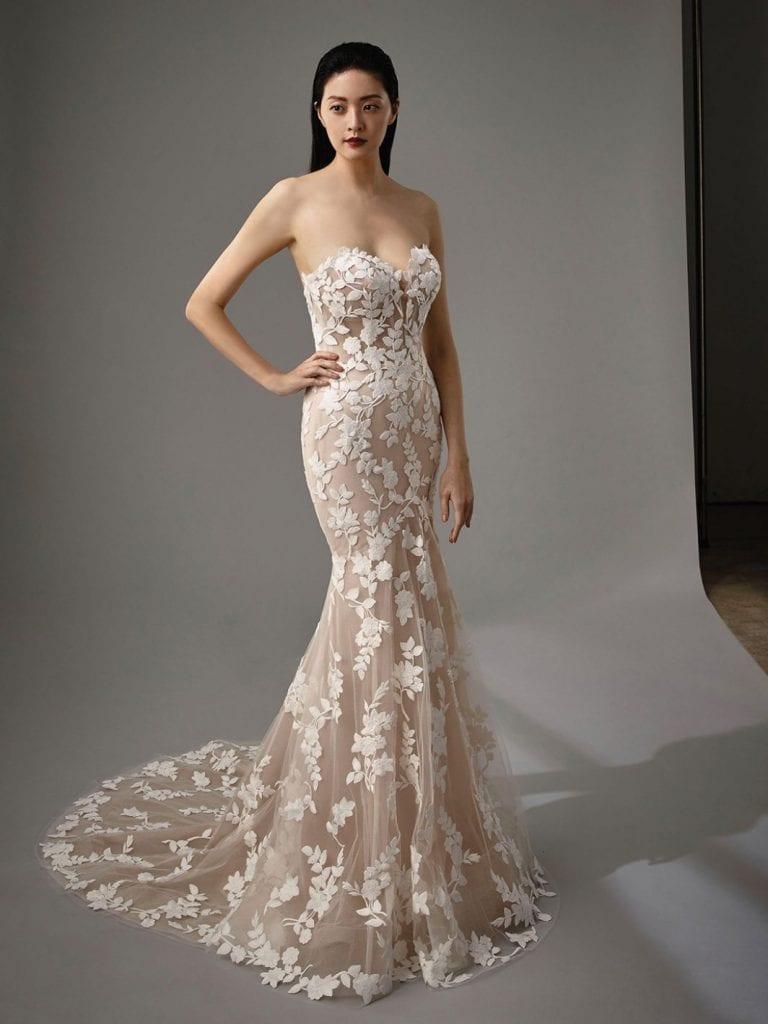 Enzoani Milan Wedding Dress Front