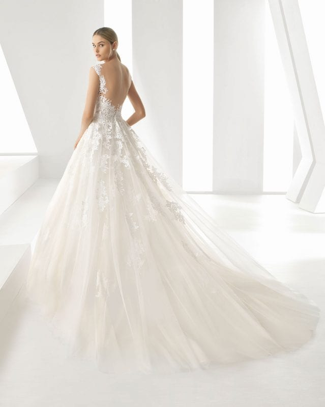 Denis Rosa Clara Dress